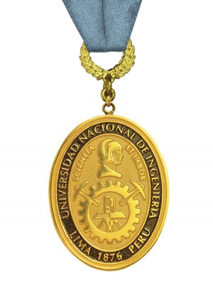 Medalla Clásica Oval