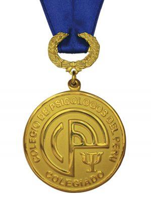 Medalla Concava Laurel