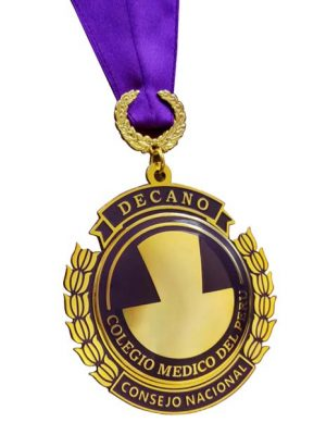 Medalla Laurel